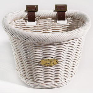 NanTucket Gull & Buoy Child D-Shape Front Handlebar Bike Basket