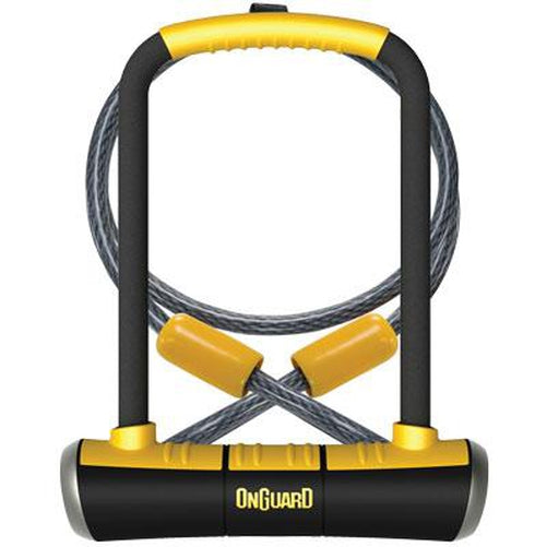 OnGuard 8005 Pitbull DT U-Lock 10mm x 4'