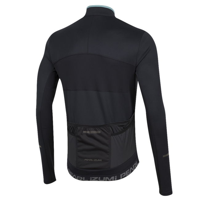 Pearl Izumi Elite Escape Thermal Ls Jersey Blue Sky Cycling