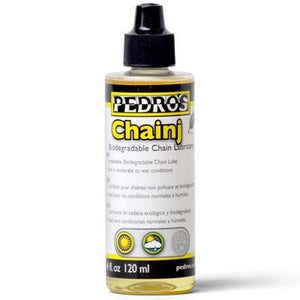 Pedros Chainj Chain Lube 4 oz