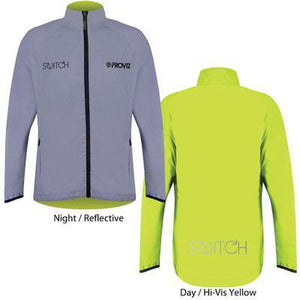 Proviz Men's Switch Reversible Reflective Jacket