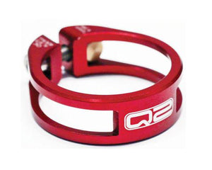 Q2 Elite Seatpost Clamp Red