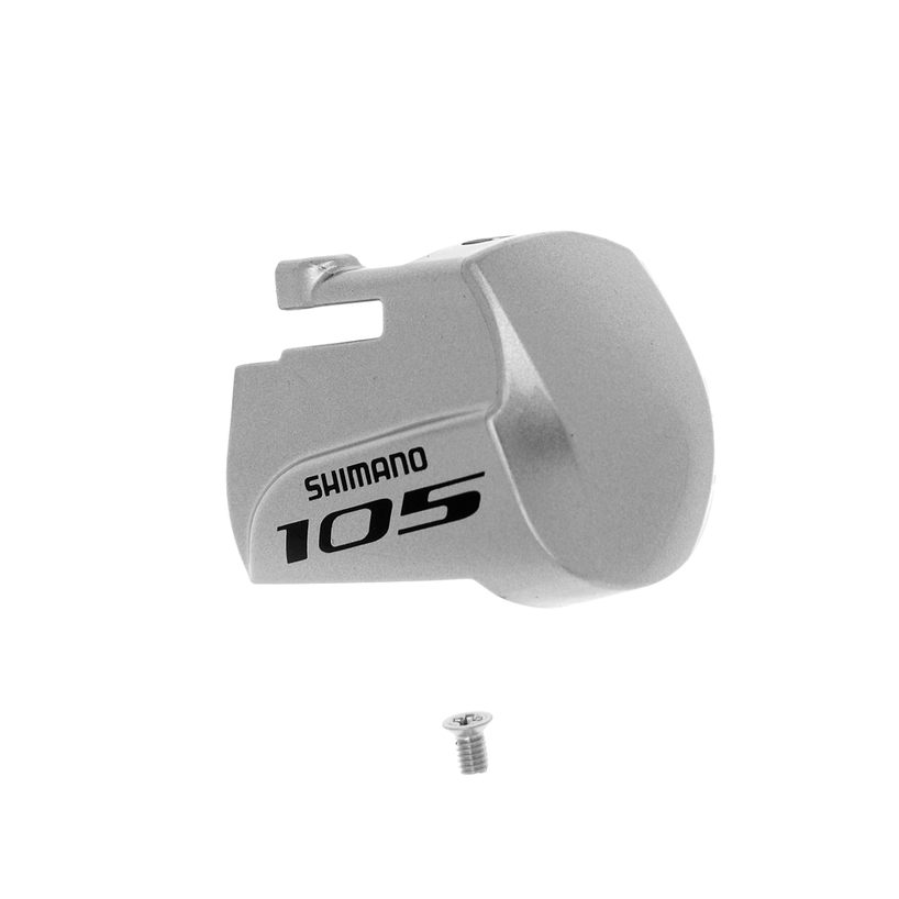 Shimano 105 5800 Right STI Lever Name Plate and Fixing Screws