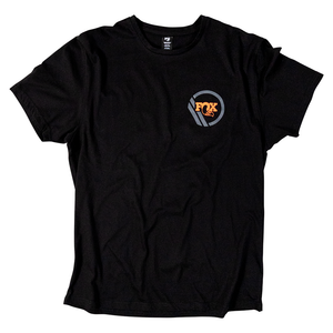 Fox Racer SS T-Shirt Black
