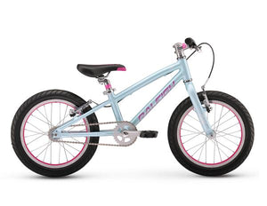 "Raleigh Lily 16 Bike 16"" Girls Youth 3-5 Years 2018"