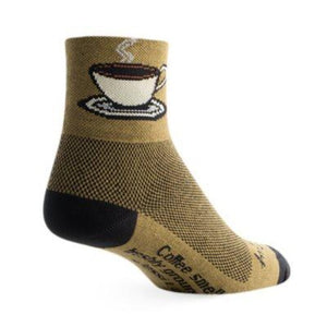 Sock Guy Java Socks 3""