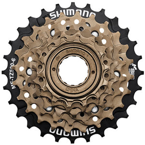 Shimano Tourney MF-TZ500 6 Speed Freewheel Sprocket