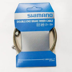 Shimano Stainless Steel Mtb/Road Brake Inner Cable Pack of 10