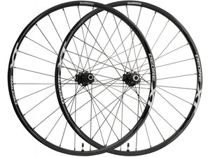 "Shimano Deore XT WH M8000-B Tubeless Disc Wheelset 27.5"" Boost"
