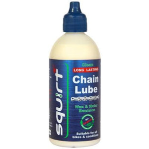Squirt Long Lasting Dry Bicycle Chain Lube