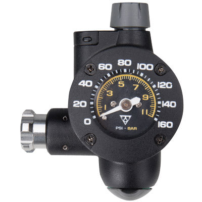 Topeak AirBooster G2 Dial Gauge / CO2 Inflator