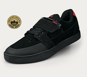 Afton Vectal MTB Shoes Black/Black