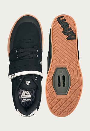 Afton Vectal MTB Shoes Black/Gum