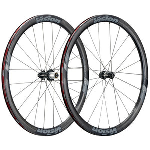 FSA Metron 40 TL Carbon Disc Tubeless Ready Wheelset 700c