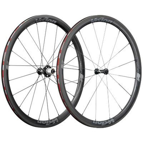 FSA Metron 40 TL Carbon Tubeless Ready Wheelset 700c