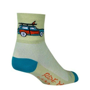 Sock Guy Woody Socks 3""