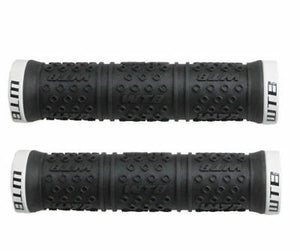 WTB Tech Trail Dual Clamp-On Lock On Grips w/Clamps