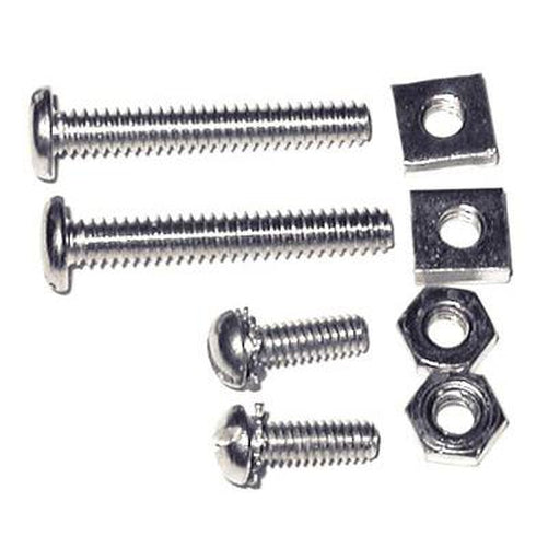 Wald Bike Basket HardWare Nuts & Bolts 135F