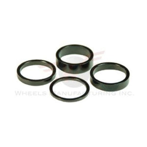 Wheels Manufacturing Alloy Headset Spacer Set (4) Piece