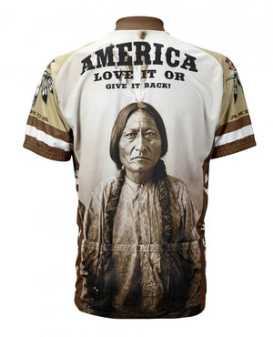 World Jerseys America Love It Cycling Jersey