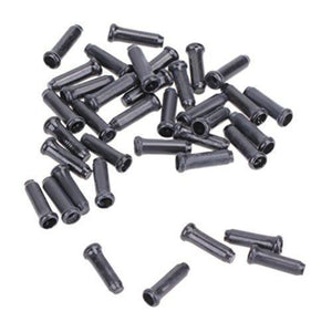 UltraCycle Alloy Cable Tips Shop Bottle Box of 500