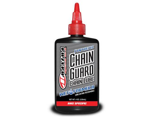 Maxima Synthetic Chain Guard Chain Lube Wet 4oz