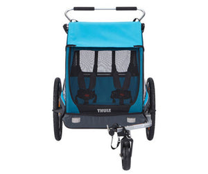 Thule Coaster 2 Kids XT Child Bike Trailer 10101803