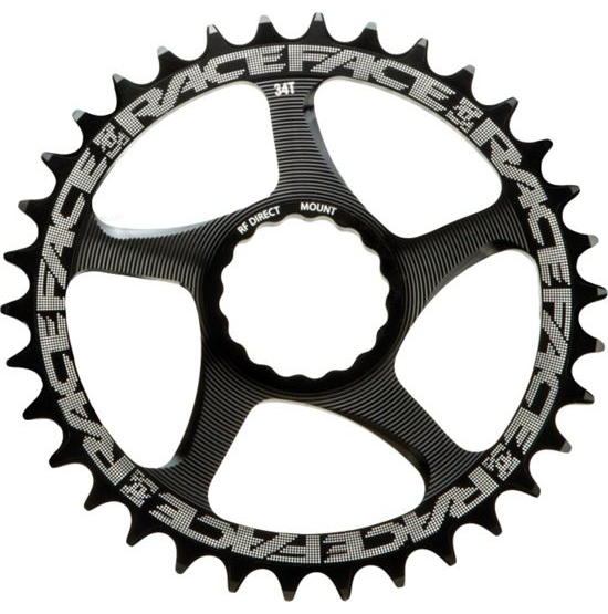 Race Face Cinch DM Narrow Wide Chainring Black 9/10/11/12 Speed