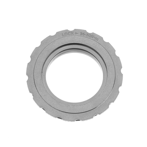 Shimano FC M9100 Crankset Lock Ring & Spacer