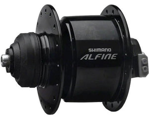 Shimano Alfine DH S501 Dynamo Center Lock Disc Front Hub QRx100