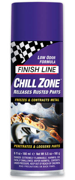 Finish Line Chill Zone Penetrating Lubricant 6oz