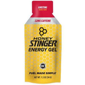 Honey Stinger Organic Energy Gels 32G Box of 24