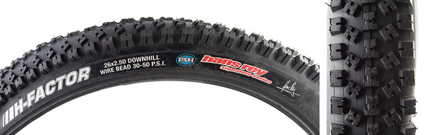 Kenda H-Factor DH Stick-E Tire 26""