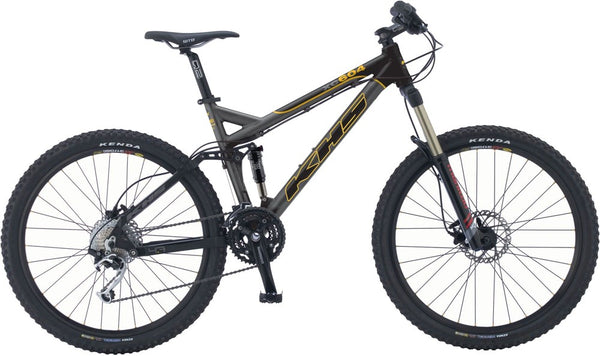 "KHS XC 604 Frame w/No Rear Shock 26"" 2011 Limited Quantities!"