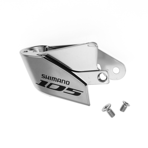 Shimano 105 ST 5700 STI Shifter Name Plate & Fixing Screw
