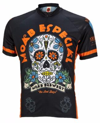 World Jersey Moab Brewery Especial Mens Cycling Jersey