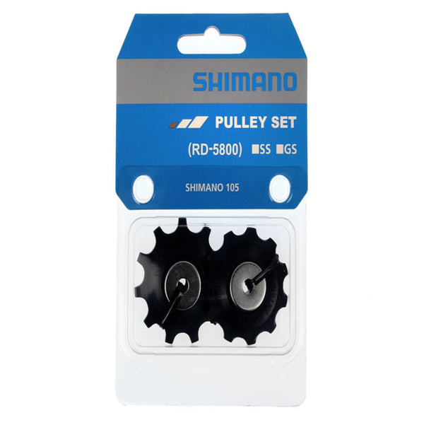 Shimano 105 5800 11 Speed Upper/Lower Rear Derailleur Pulley Set