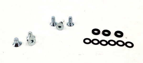 MRP ISCG Hardware 10/14MM Bolts 1/2.5MM Spacers