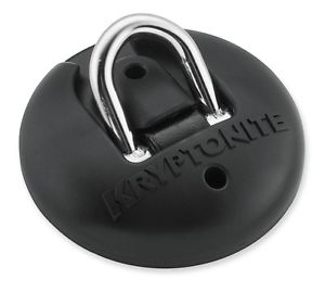 Kryptonite Stronghold Above Ground Lock Anchor 7.5 x 1.65""