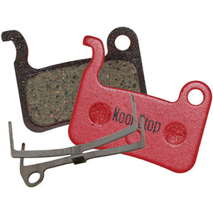 Kool Stop Organic Disc Brake Pads For Shimano XTR/XT/Alfine/Hone