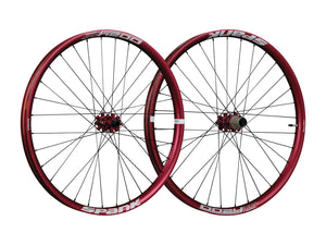 Spank Oozy Trail 395+ Bead Bite Tubeless Wheelset 29er*