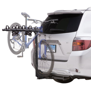 Sportrack Ridge 4 Bike Hitch Rack Holds 4 Bikes