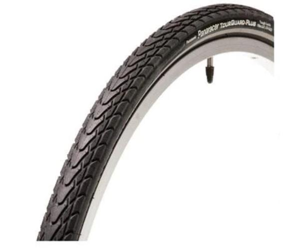 "Panaracer Urban Tour Bicycle Tire //// 26 x 1.75/"" //// Wire Bead //// Black//Reflective"
