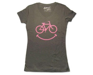 DHD Wear Women's Smiley T-Shirt