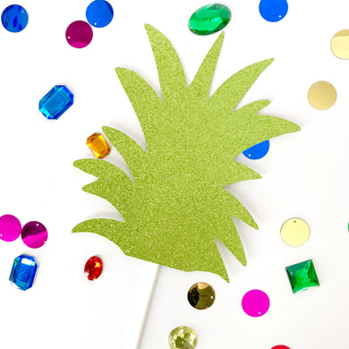 Pineapple Stem Cake Topper