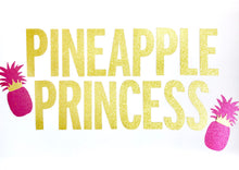 Pineapple Princess Banner