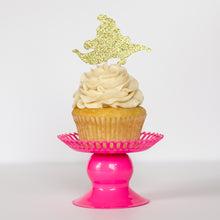 Magic Carpet Cupcake Toppers - Glambanners - 1