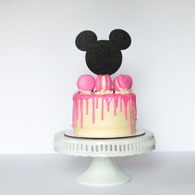 Mickey Mouse Cake Topper - Glambanners - 1