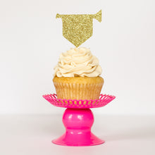 Royal Trumpet Cupcake Toppers - Glambanners - 1
