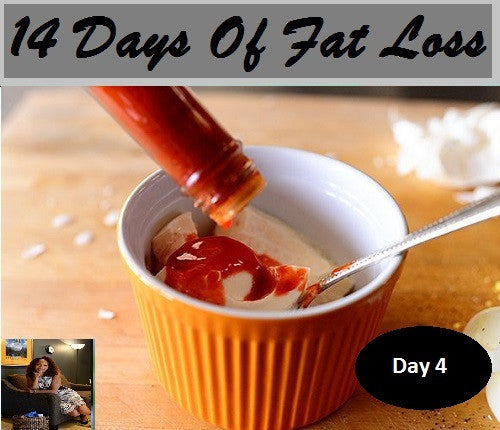 How Sauces Increase Our Fat: Day 4 of 14 Days Of Fat Loss